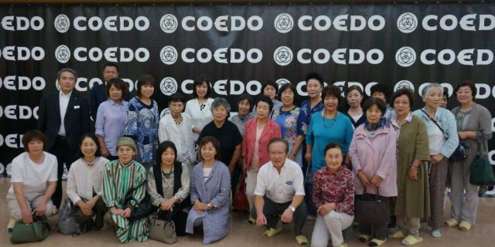女性部会交流会 COEDOクラフトビール醸造所見学
