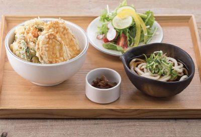 小江戸どんセット(レストラン)